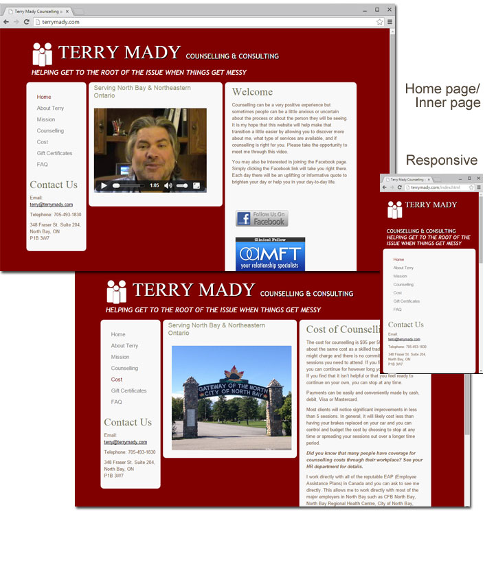 Terry Mady Counselling and Consulting